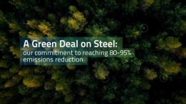 A Green Deal on Steel video 1 800